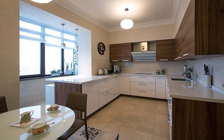 Фото № 59315 кухня  Квартира