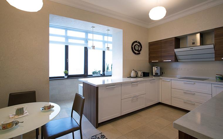 Фото № 59316 кухня  Квартира