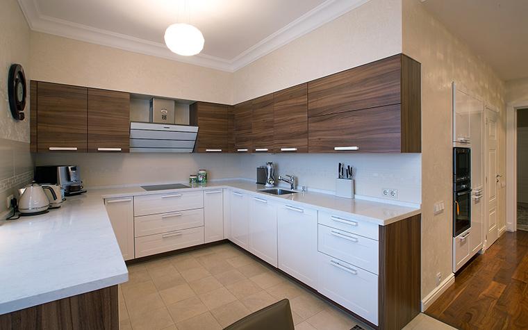 Фото № 59318 кухня  Квартира