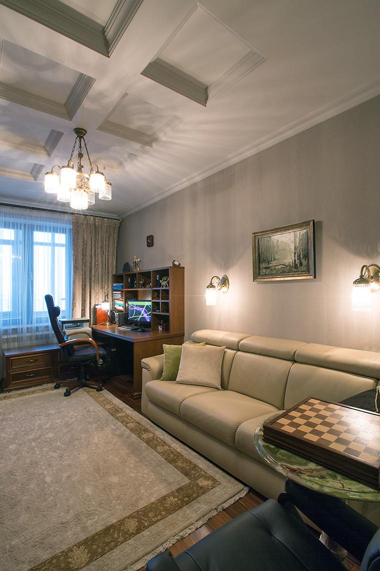 интерьер кабинета - фото № 59325