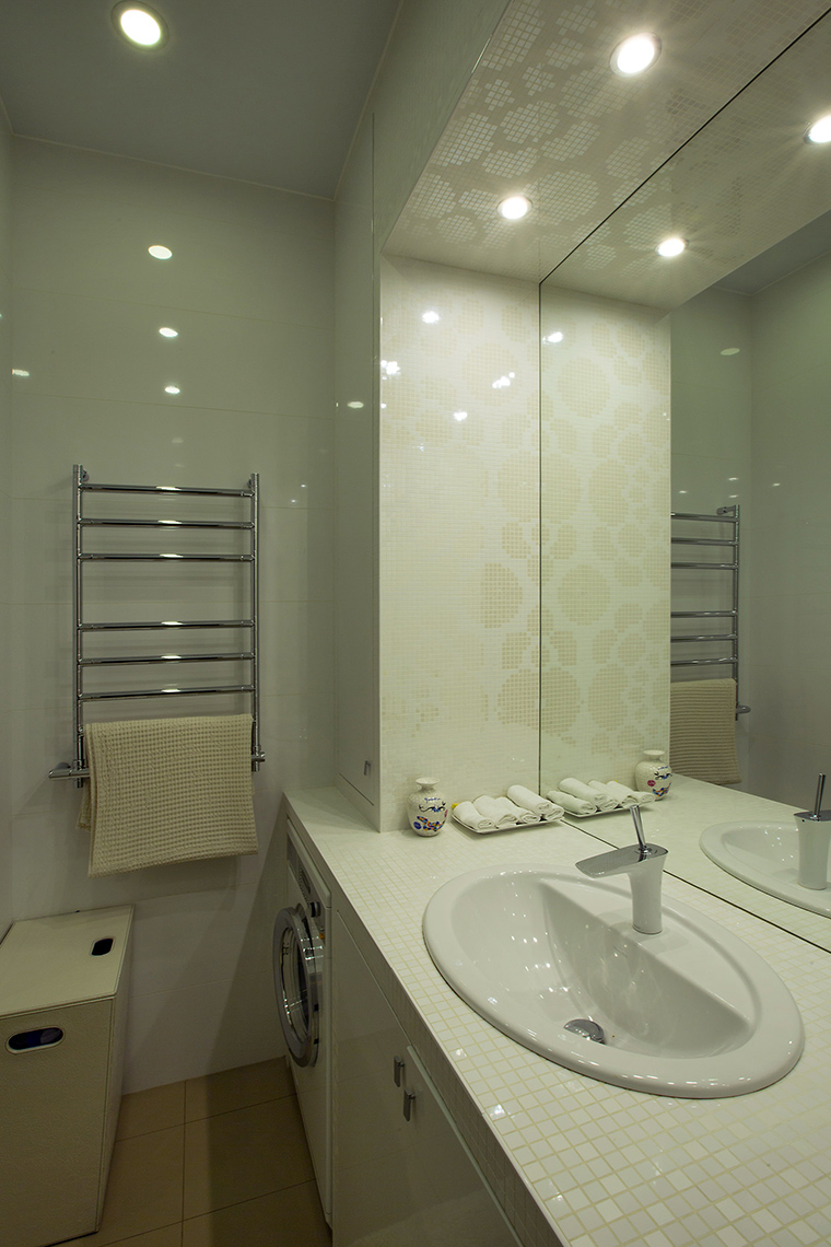 интерьер ванной - фото № 59312