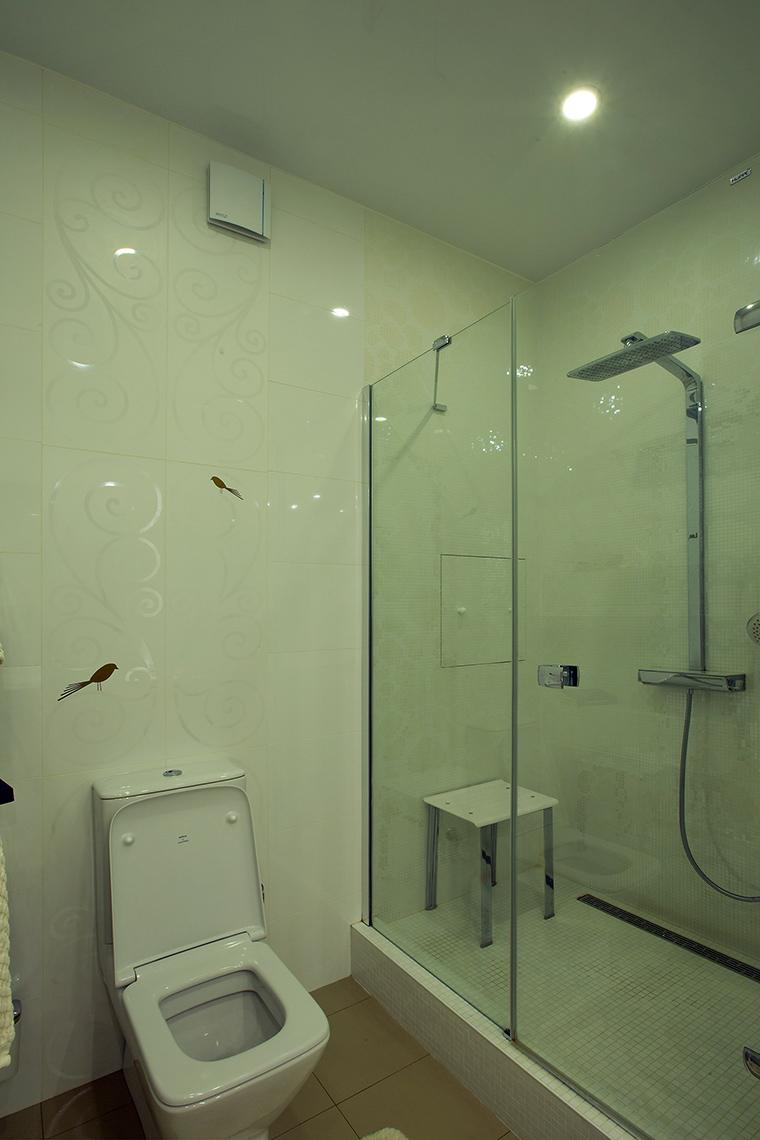 интерьер ванной - фото № 59313