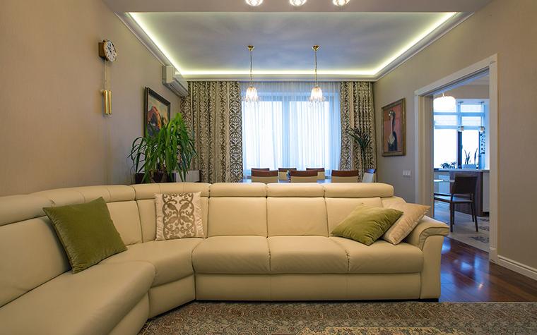 интерьер гостиной - фото № 59303