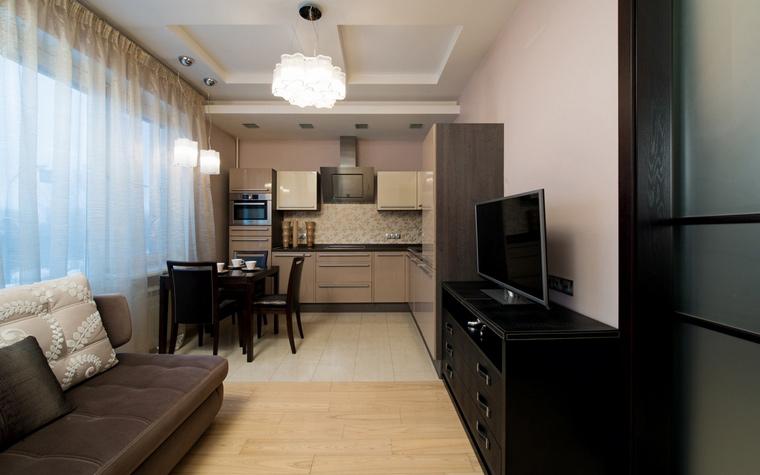Фото № 59362 гостиная  Квартира