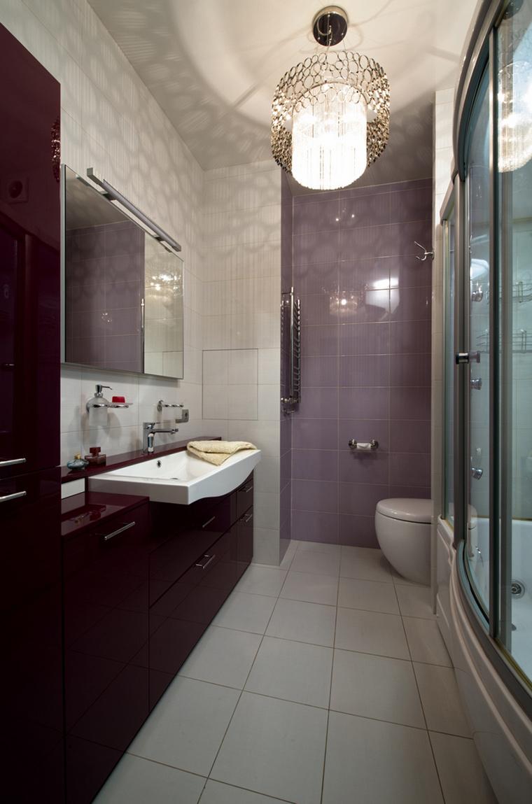 Фото № 59365 ванная  Квартира