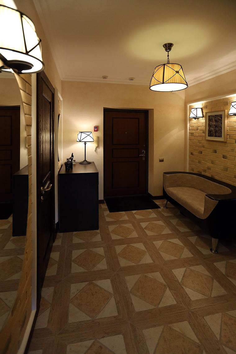 интерьер холла - фото № 59405