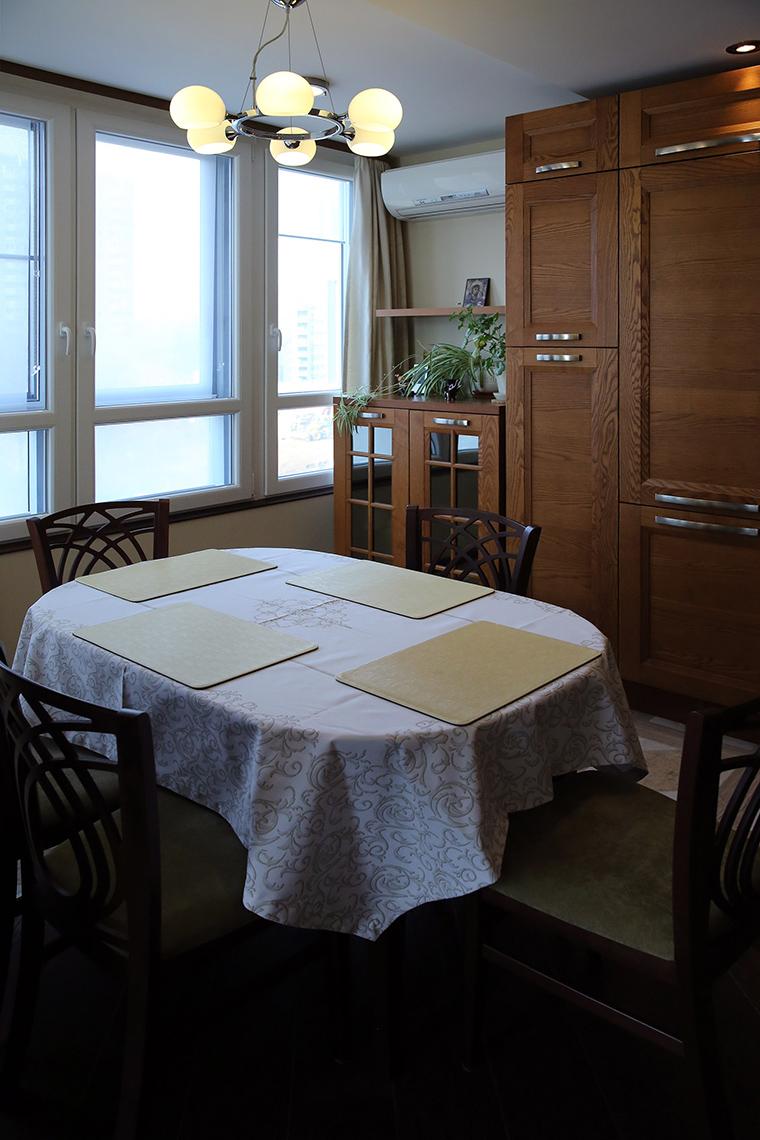 интерьер столовой - фото № 59379