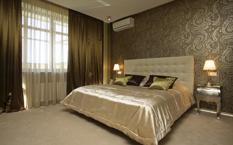 Фото № 59428 спальня  Квартира