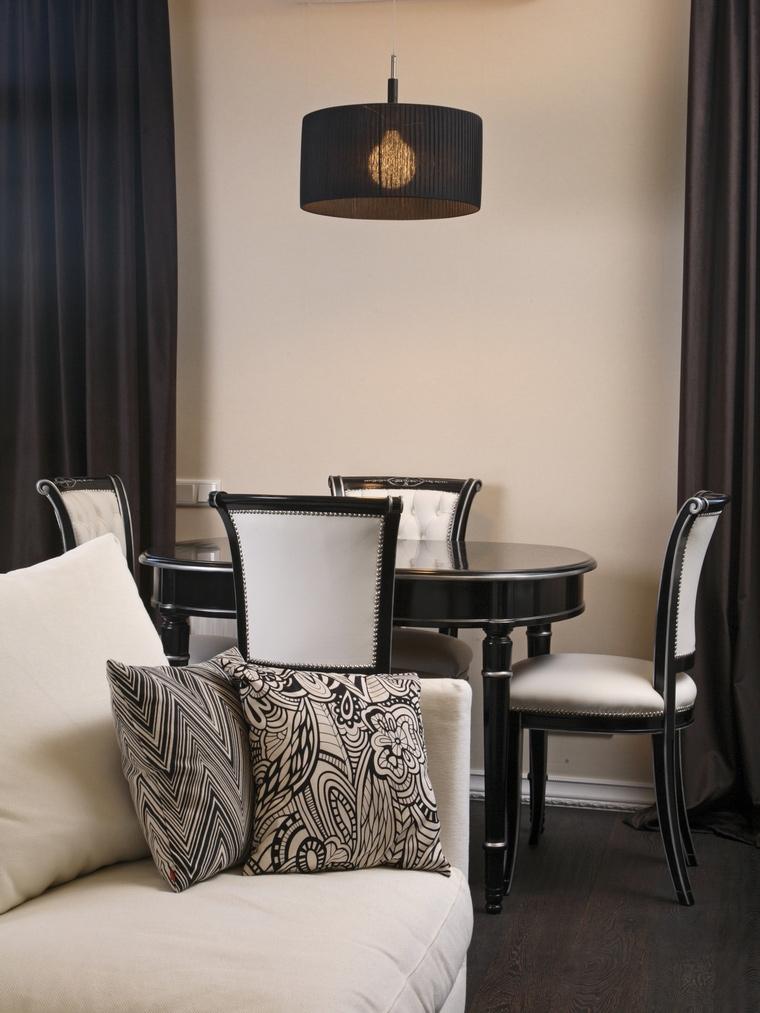 Фото № 59425 гостиная  Квартира