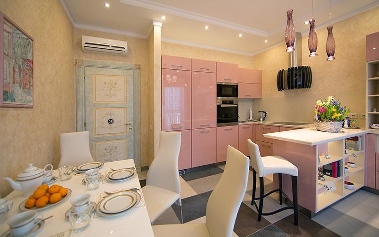 Квартира. кухня из проекта , фото №59468