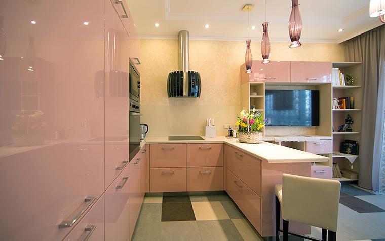 Фото № 59469 кухня  Квартира