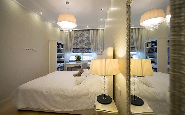 интерьер спальни - фото № 59477