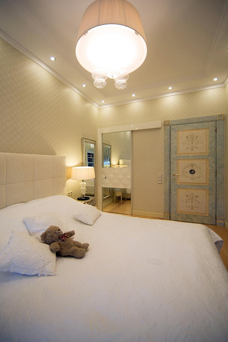 интерьер спальни - фото № 59480