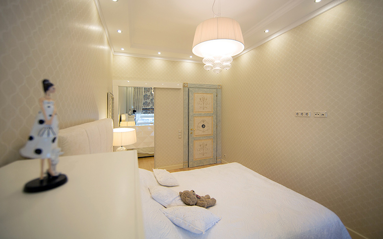 интерьер спальни - фото № 59481