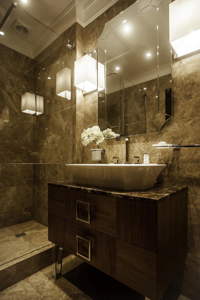 интерьер ванной - фото № 63631