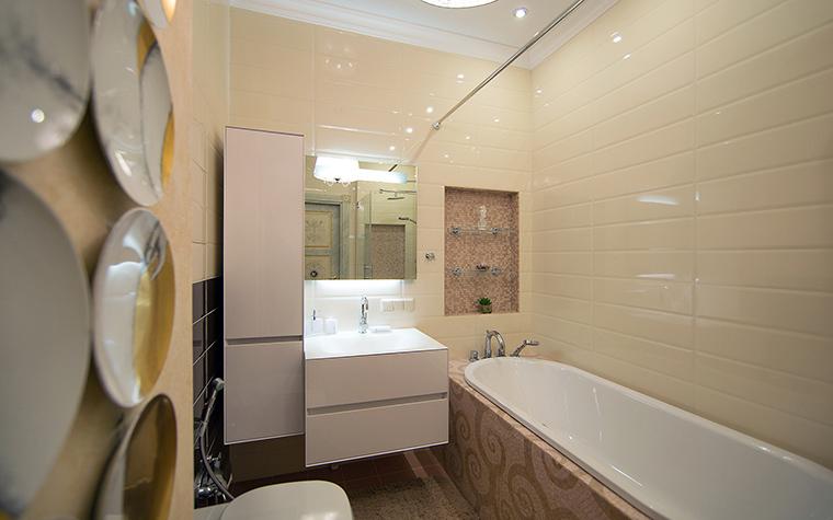 Фото № 59484 ванная  Квартира