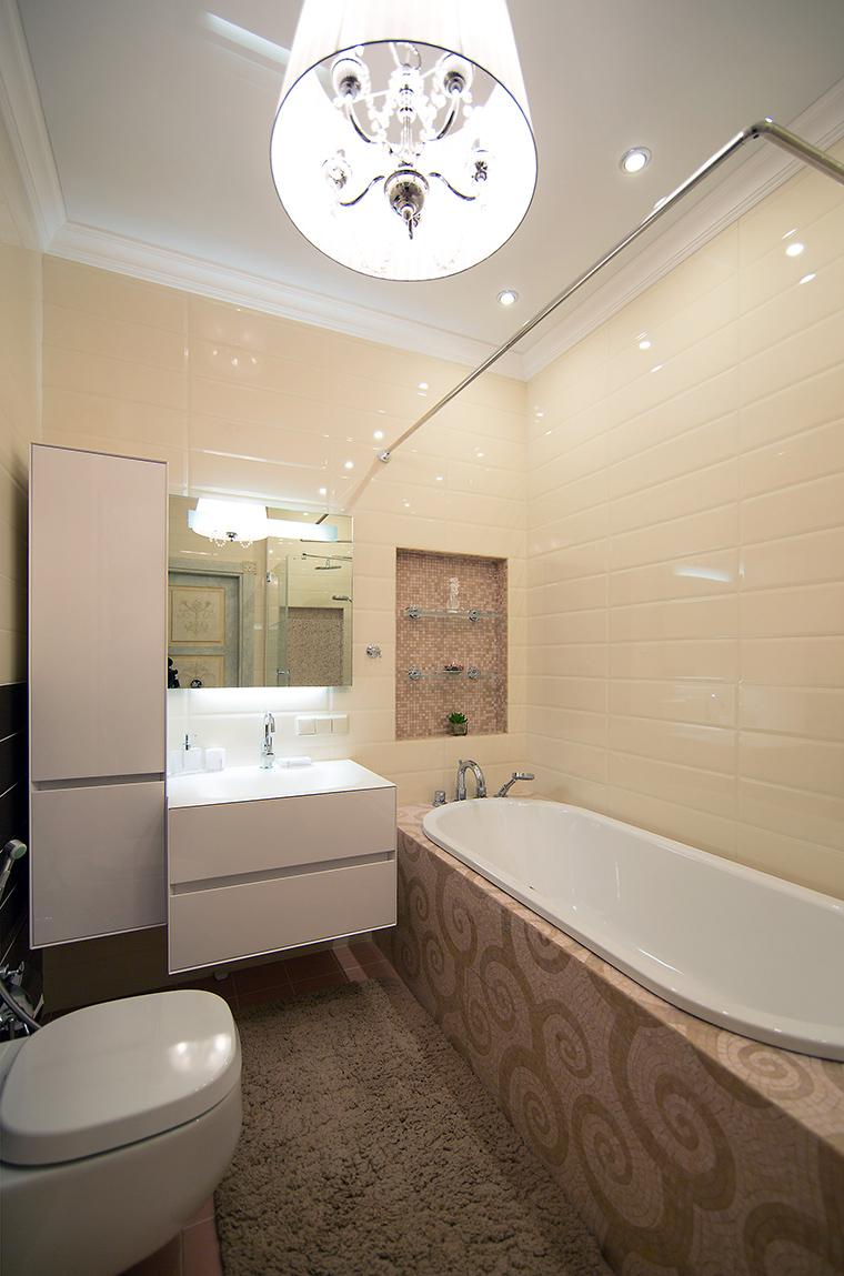Фото № 59485 ванная  Квартира