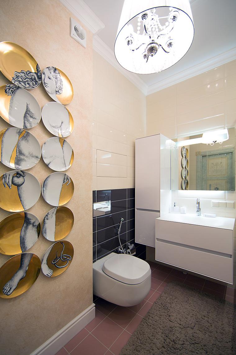 Фото № 59487 ванная  Квартира
