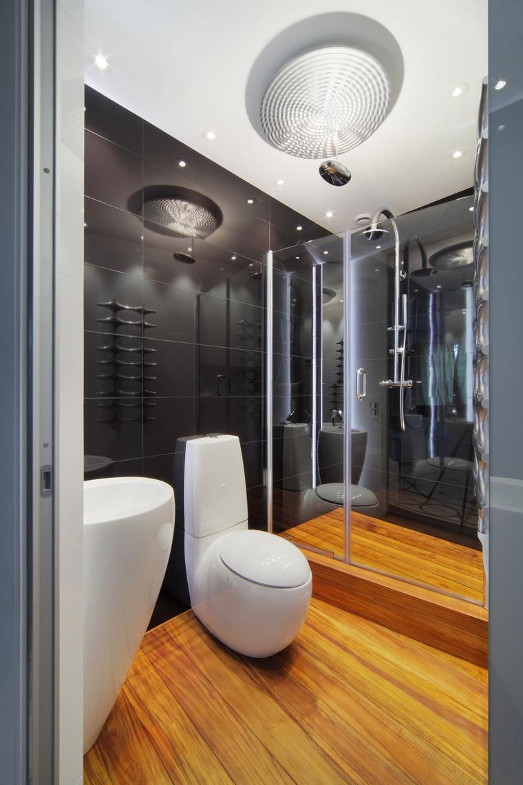Фото № 59505 ванная  Квартира