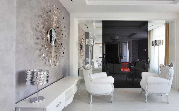 интерьер гостиной - фото № 59496