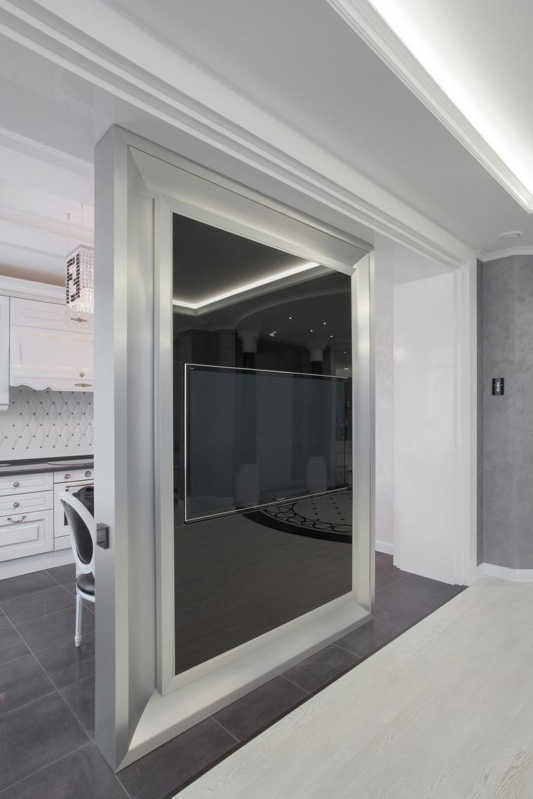 интерьер гостиной - фото № 59497