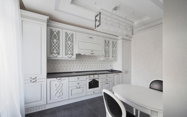 Фото № 59498 кухня  Квартира