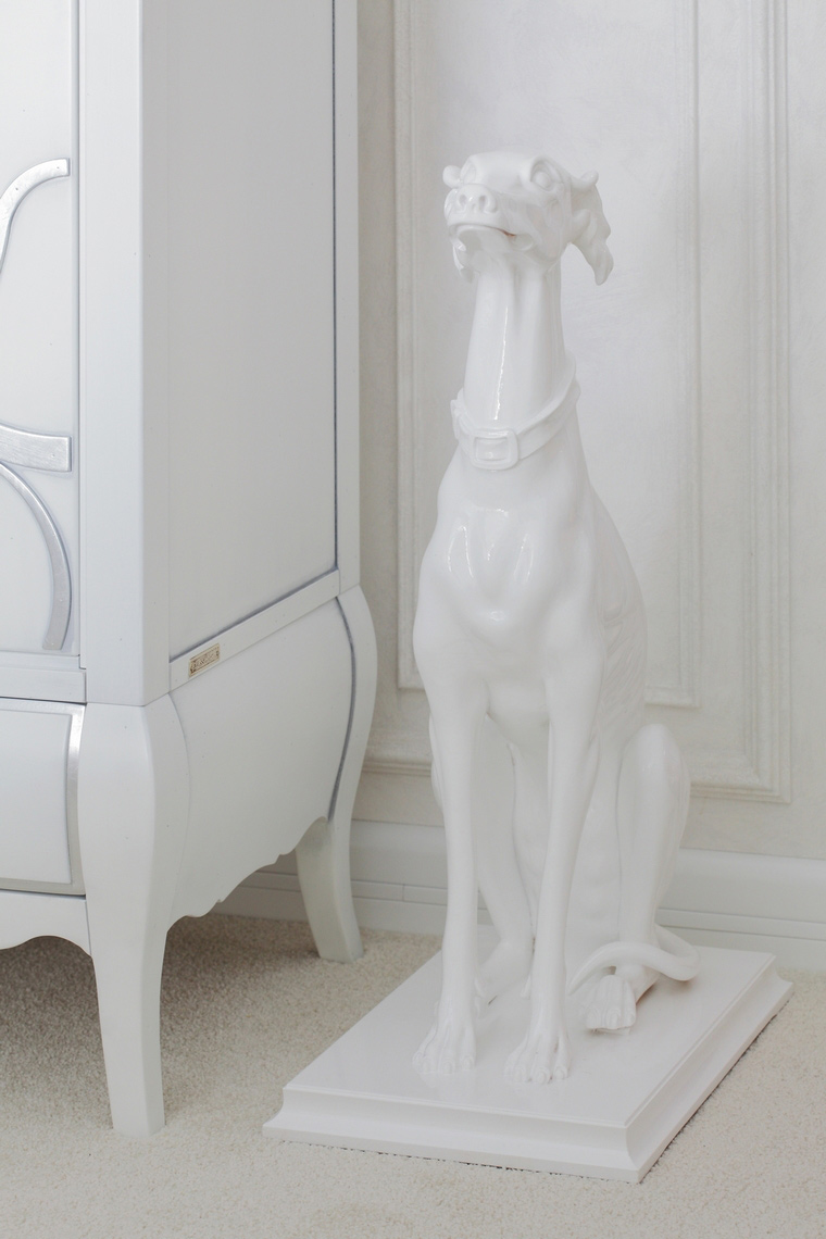 20 спален с белой мебелью