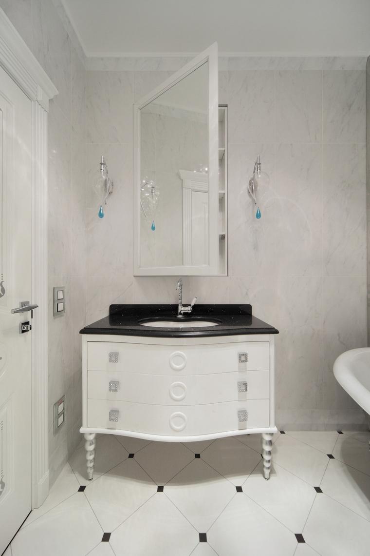 Фото № 59510 ванная  Квартира