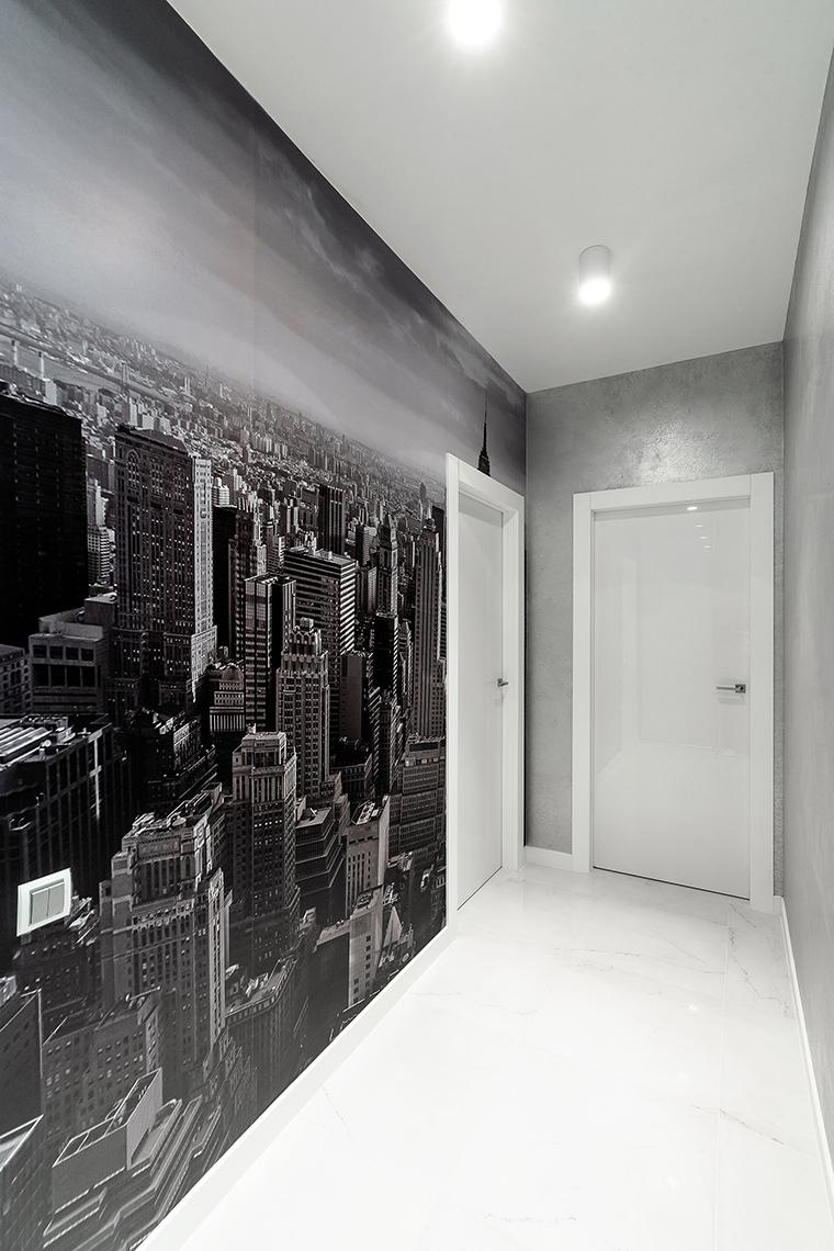 Квартира. холл из проекта , фото №59531