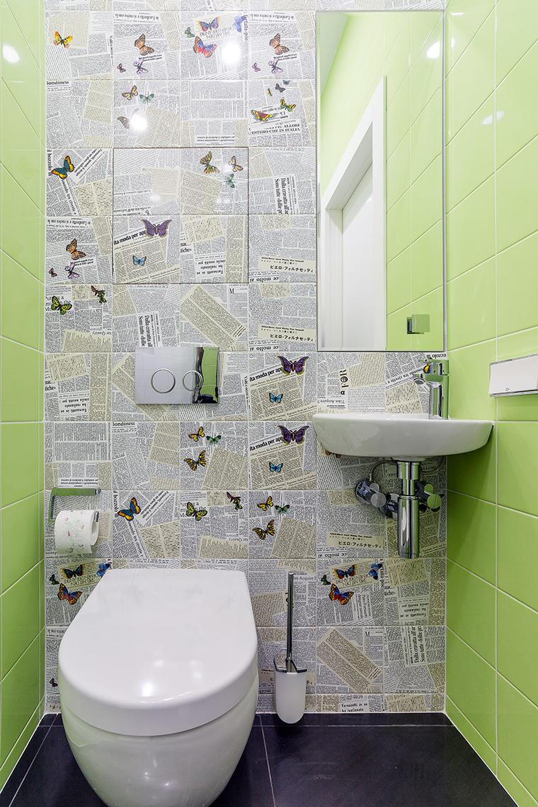 интерьер ванной - фото № 59526