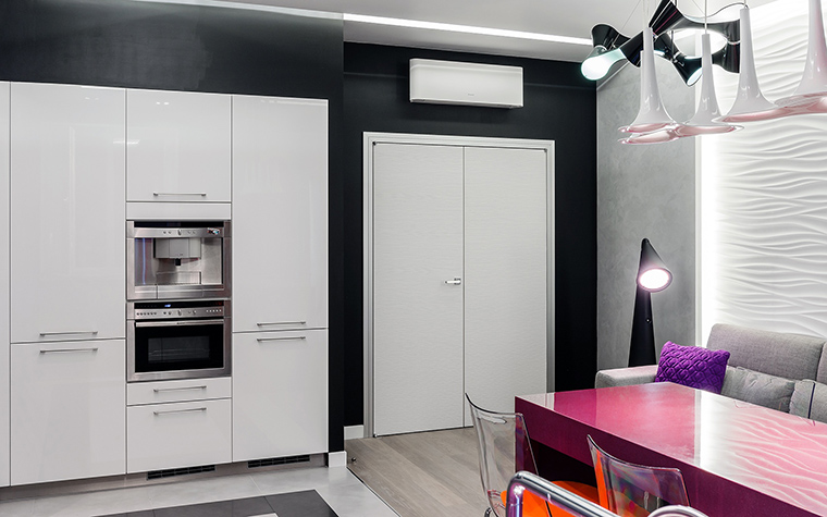 Квартира. кухня из проекта , фото №59541
