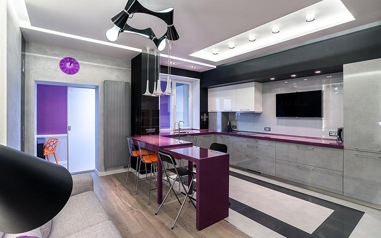 Фото № 59542 кухня  Квартира
