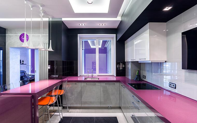 Квартира. кухня из проекта , фото №59544