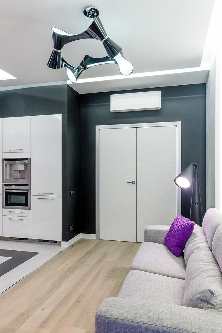 Квартира. кухня из проекта , фото №59545