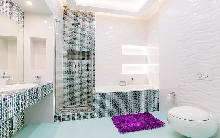 интерьер ванной - фото № 59533