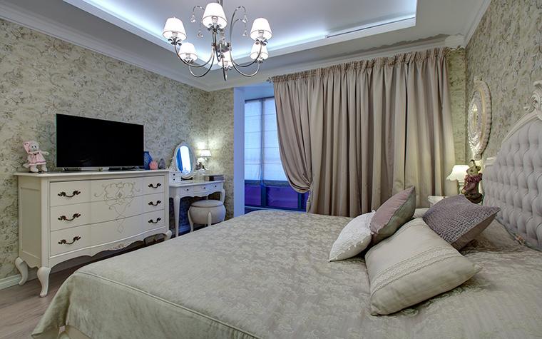 Фото № 59597 спальня  Квартира