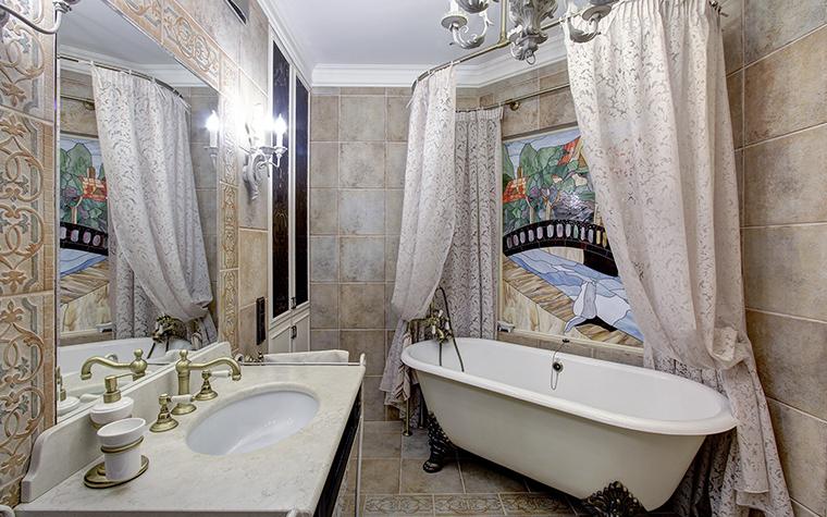 Фото № 59599 ванная  Квартира