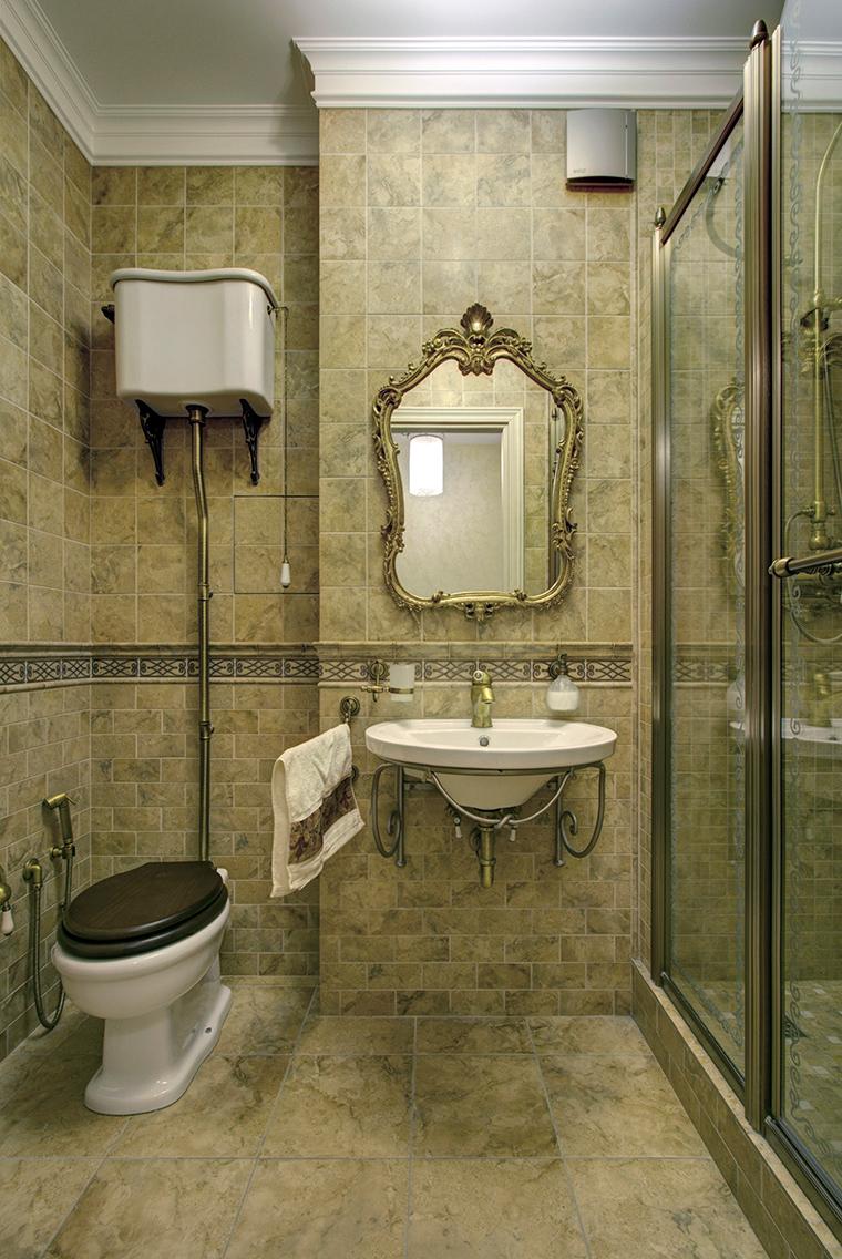 интерьер ванной - фото № 59607