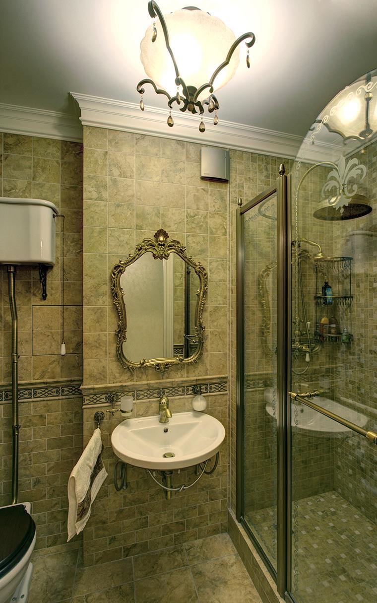 интерьер ванной - фото № 59608