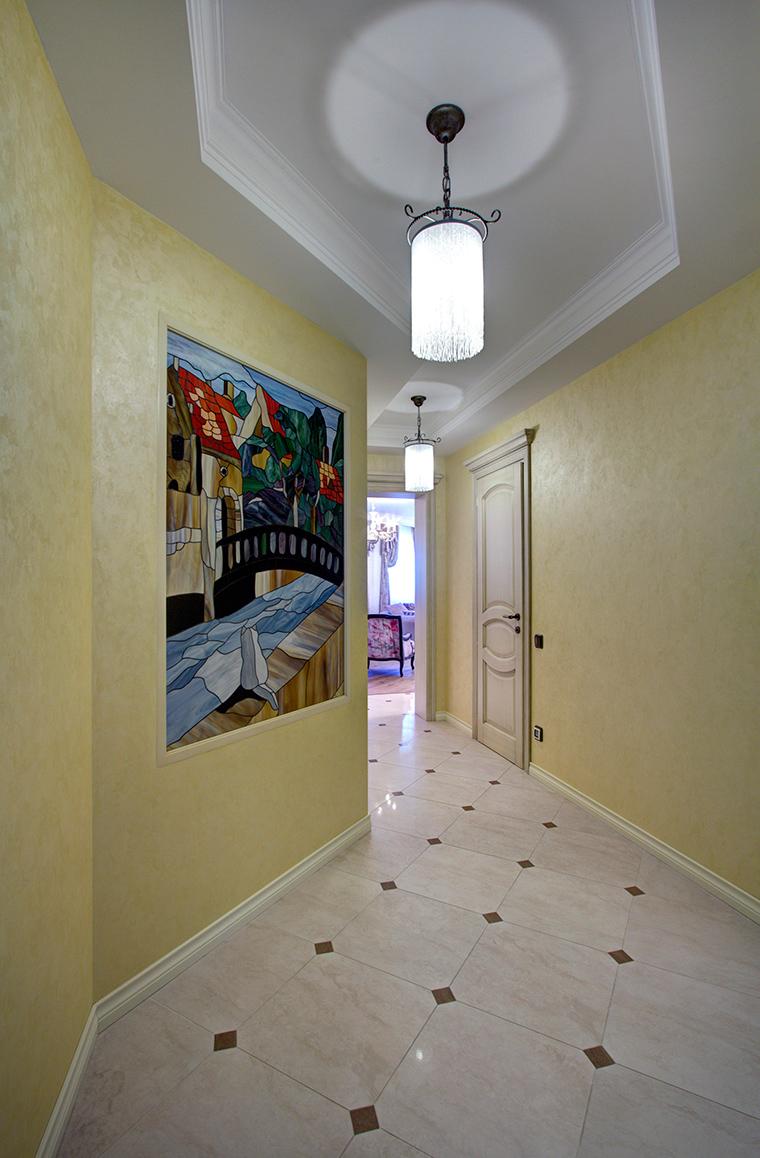 Фото № 59602 холл  Квартира