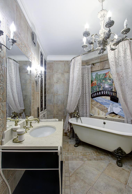 Фото № 59600 ванная  Квартира