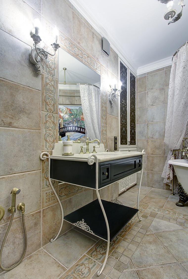 Фото № 59601 ванная  Квартира