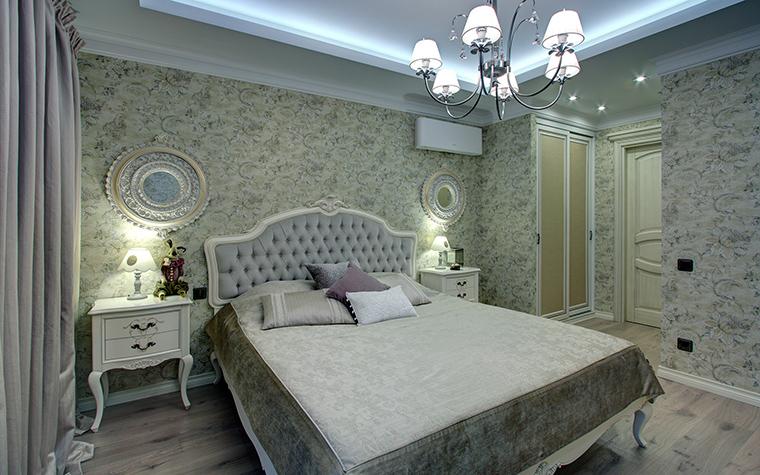 Фото № 59591 спальня  Квартира