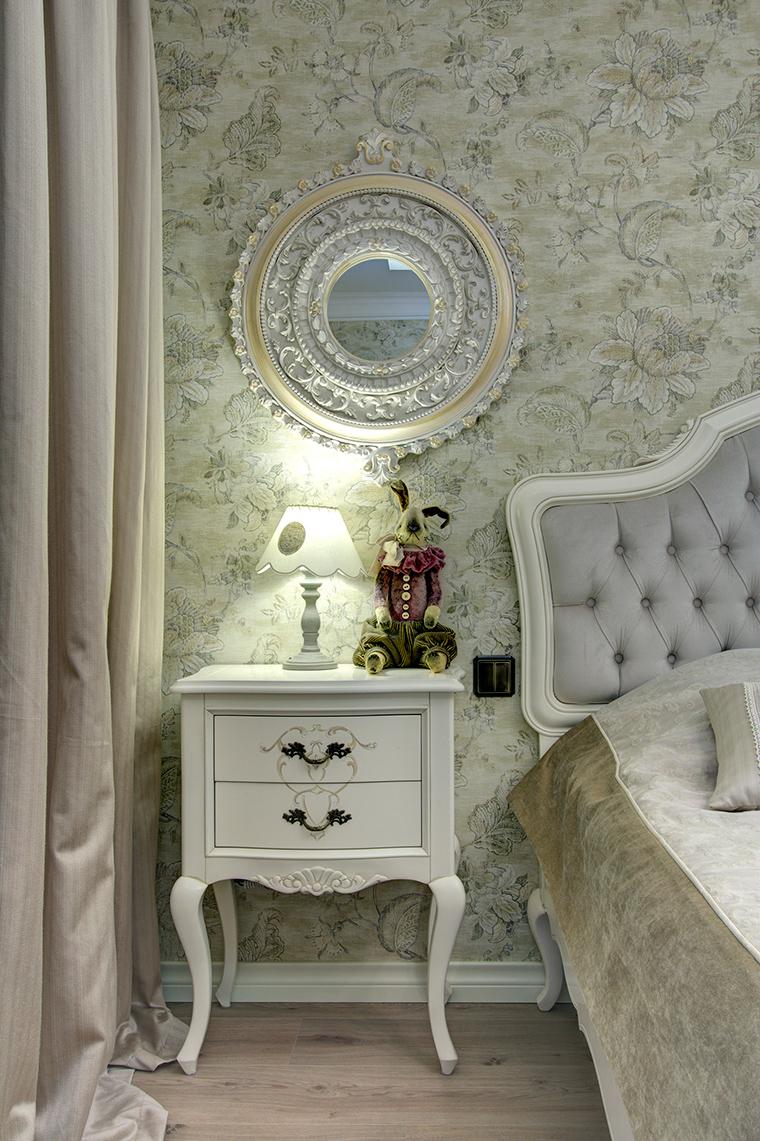Фото № 59592 спальня  Квартира