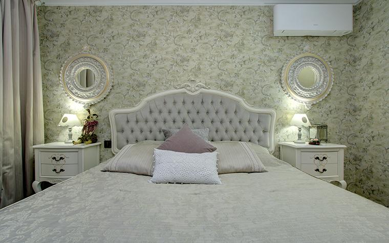 Фото № 59593 спальня  Квартира