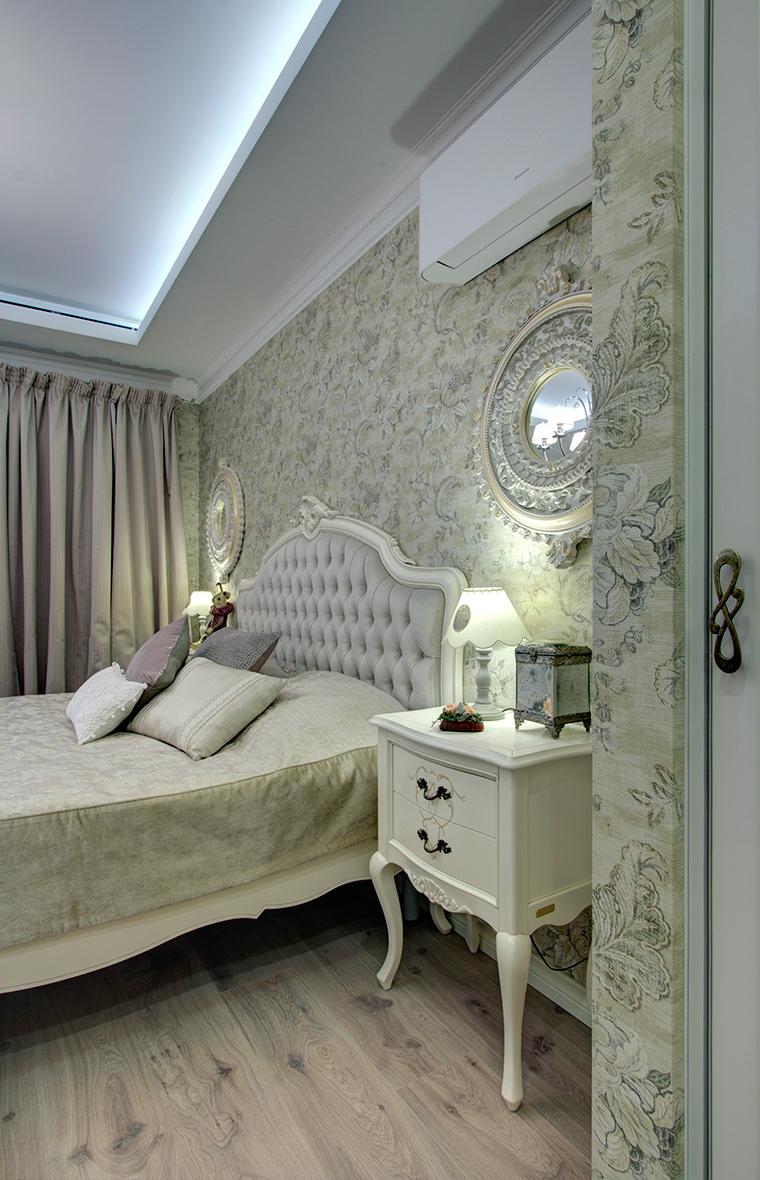 Фото № 59595 спальня  Квартира