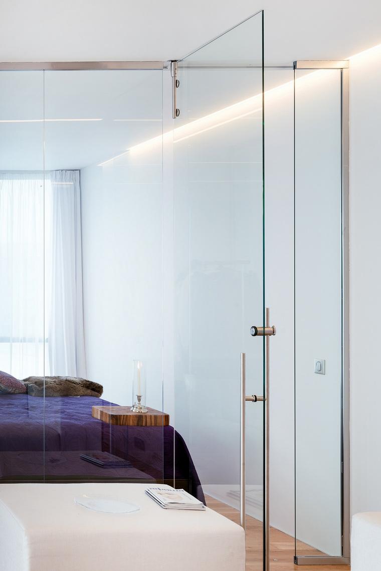 интерьер спальни - фото № 59629