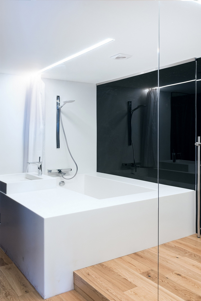 интерьер ванной - фото № 59625
