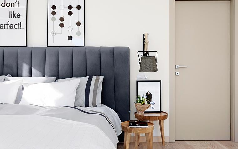интерьер спальни - фото № 59670
