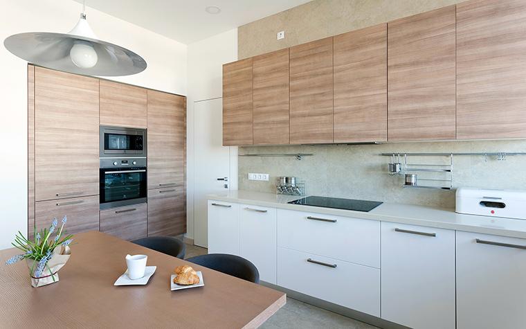 Фото № 59664 кухня  Квартира